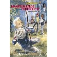 Diepen, Geert van: Superkeeper, Maarten en de profkeeper