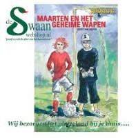 Diepen, Geert van: Superkeeper, Maarten en het geheime wapen