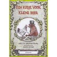 Blok-boekje door Else Holmelund Minarik en Maurice Sendak: Een kusje voor kleine beer (glimmende voorkant)
