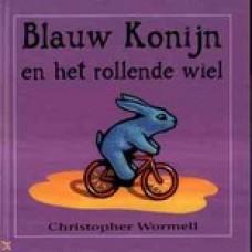 Wormell, Christopher: Blauw konijn en het rollende wiel