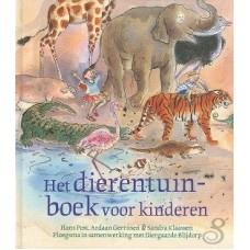 Post,Hans en Ardaan Gerritsen en Sandra Klaassen: Het dierentuinboek voor kinderen