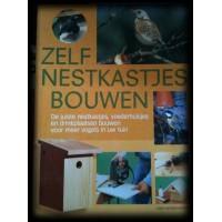 Bastian, Hans-Werner: Zelf nestkastjes bouwen