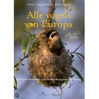 Hayman, Peter en Rob Hume: Alle vogels van Europa (standvogels-broedvogels-doortrekkers-wintergasten-dwaalgasten)  zonder cd