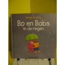 Cate, Marijke ten: Bo en Babs in de regen ( kleinere uitgave)