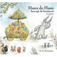Bernadette: Hans de Haas bezorgt de kerstpost