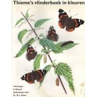 Mansell, E en L.H. Newman: Thieme's vlinderboek in kleuren ( zonder stofomslag)