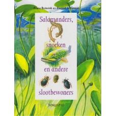 Buissink, Frans en Ewoud de Groot: Salamanders, snoeken en andere slootbewoners