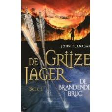 Flanagan, John: De grijze jager boek 2: de brandende brug