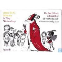 Schmidt, Annie MG en Fiep Westendorp: De heerlijkste 5 december in vijfhonderdvierenzeventig jaar