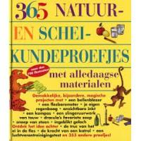 365 natuur- en scheidkundeproefjes met alledaagse materialen door R. Churchill, L. Loeschnig, M. Mandell en F. Zweifel