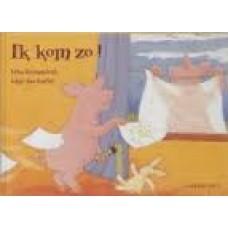 Kranendonk, Anke met ill. van Jung-Hee Spetter: Ik kom zo!