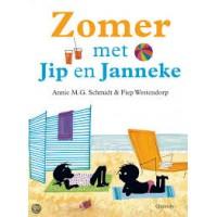 Schmidt, Annie MG en Fiep Westendorp:  Zomer met Jip en Janneke