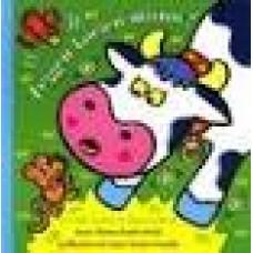 Butterfield, Moira en Sonia Canals:  Zeggen koeien miauw? een kijk onder-de-flap-raadboek