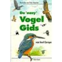 Hume, Rob met ill. van Peter Hayman: De easy vogelgids van heel Europa
