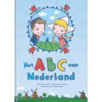 Burggraaff, Rifka en Martijn Spaanderman: Het abc van Nederland (karton)
