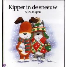 Inkpen, Mick: Kipper in de sneeuw