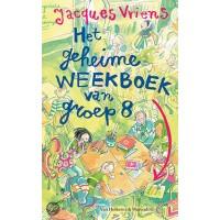 Vriens, Jacques met ill. van Annet Schaap: Het geheime weekboek van groep 8