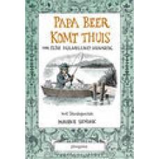 Blok-boekje door Else Holmelund Minarik en Maurice Sendak: Papa beer komt thuis