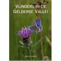 Graaff, Anko de: vlinders in de Gelderse vallei ( regioreeks bdu)