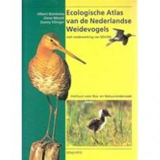 Ecologische atlas van de Nederlandse weidevogels