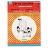 Luisterboek 1cd: Jip en Janneke spelen samen van Annie MG Schmidt gelezen door Mieke Verstraete