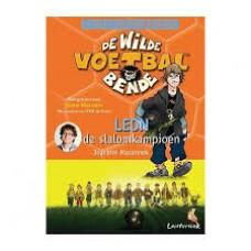 Luisterboek 2cd: De wilde voetbalbende Leon, de slalomkampioen door Joachim Masanek voorgelezen door Guus Meeuwis