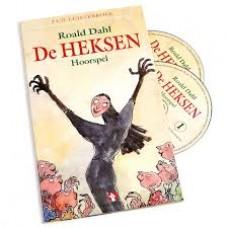 Luisterboek 2cd: De Heksen, hoorspel van Roald Dahl