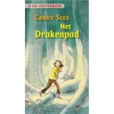 Luisterboek 2cd: Het Drakenpad van Carry Slee