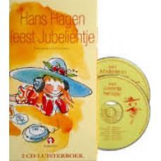 Luisterboek 2cd: Hans Hagen leest Jubelientje (nieuw in folie)