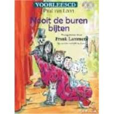 Luisterboek 2cd: Nooit de buren bijten van Paul van Loon voorgelezen door Frank Lammers