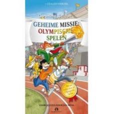 Luisterboek 1cd: Geheime missie, olympische spelen door Geronimo Stilton voorgelezen coor Jan Meng