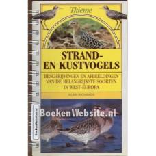 Richards, Alan: Strand- en kustvogels, beschr. en afb. van de belangrijkste soorten in West-Europa