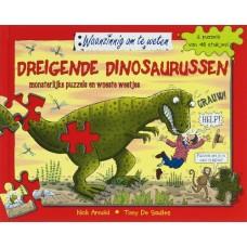 Waanzinnig om te weten:  Dreigende dinosaurussen, monsterlijke puzzels en woeste weetjes