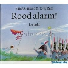 Ross, Tony en Sarah Garland: Rood alarm