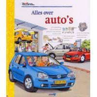 ANWB, alles over auto's door Andrea Erne en Wolfgang Metzger (flapjesboek)