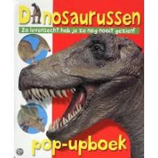 Dinosaurussen pop-upboek, zo levensecht heb je ze nog nooit gezien!