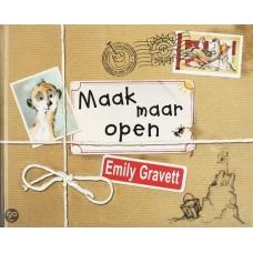 Gravett, Emily: Maak maar open