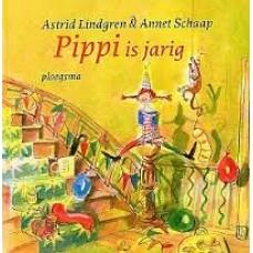 Lindgren, Astrid en Annet Schaap: Pippi is jarig