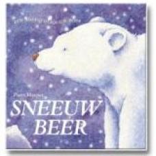 Allison, Katherine met ill. van Piers Harper: Sneeuwbeer  ( een soft -to- touch boek)