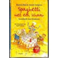 Lindgren, Astrid en Rianne Buis: Spaghetti met een schaar, kookboek voor kinderen