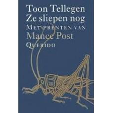 Tellegen, Toon met ill. van Mance Post: Ze sliepen nog