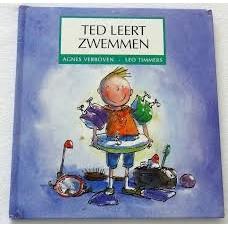 Verboven, Agnes en Leo Timmers: Ted leert  zwemmen