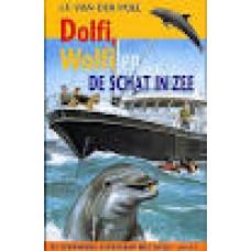 Poel, JF van der: Dolfi, Wolfi en de schat in de zee (deel 7)