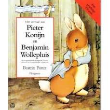 Potter, Beatrix: Het verhaal van Pieter Konijn en Bejamin Wollepluis ( tv serie)