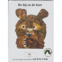 Carle, Eric: De bij en de beer ( een beweegbaar prentenboek)