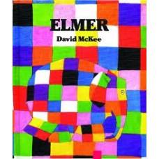McKee, David: Elmer en de regenboog