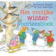 Busser, Marianne en Ron Schroder met ill. van Dagmar Stam: Het vrolijke winter voorleesboek