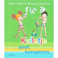 Feller, Pieter en Natascha Stenvert: Kolletje gaat kamperen