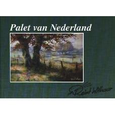 Withaar, Reint: Palet van Nederland