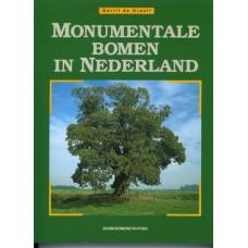 Graaff, Gerrit de: Monumentale bomen in nederland